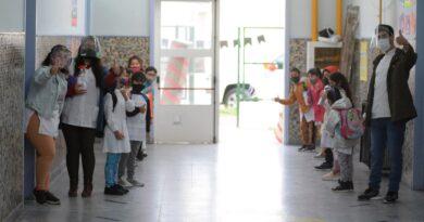 «Cuidar Escuelas» ¿Cómo es la plataforma que ya funciona en Chubut?